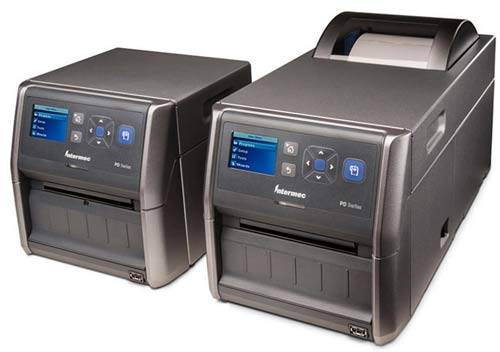 Honeywell PD43 Industrial Barcode Label Printer