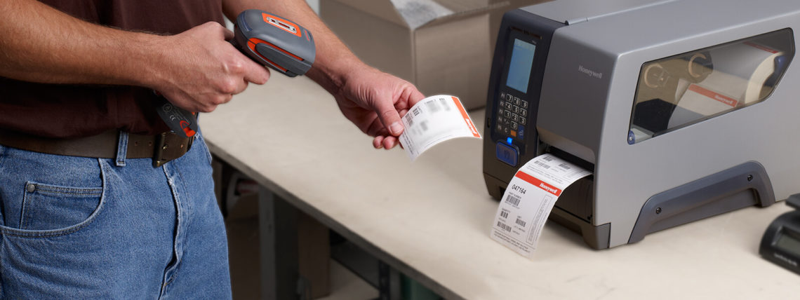 Industrial Barcode Printing Honeywell