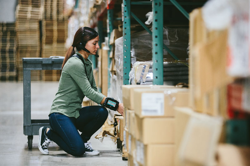 Reverse Logistics - Productive Workers
