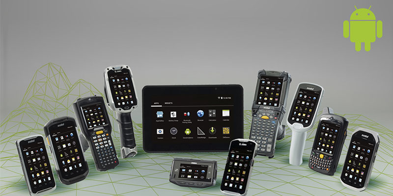 Zebra and Android Mobile Computer Family