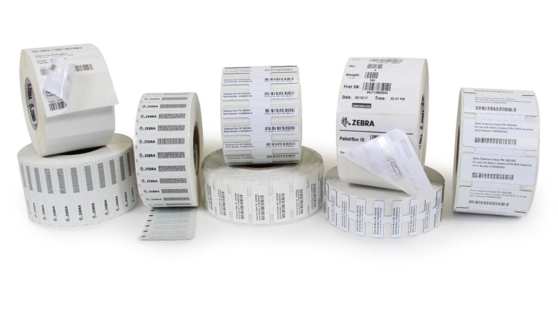 RFID Labels Consumables