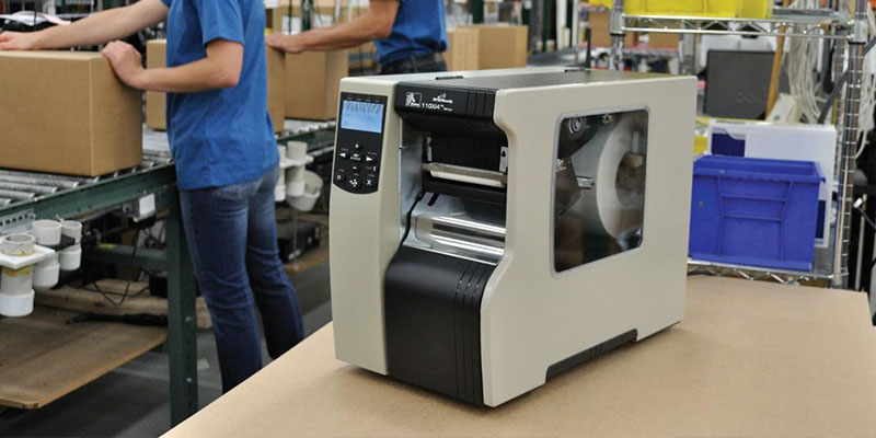 Tips to keep a Printer clean in the Warehouse