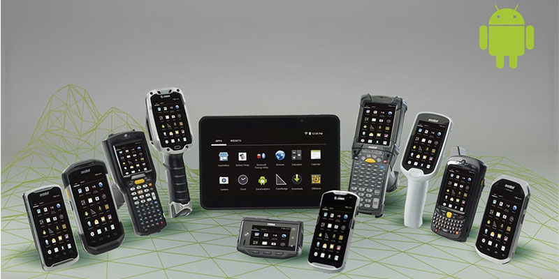 Android Product line up for Manage Smart Field Services
