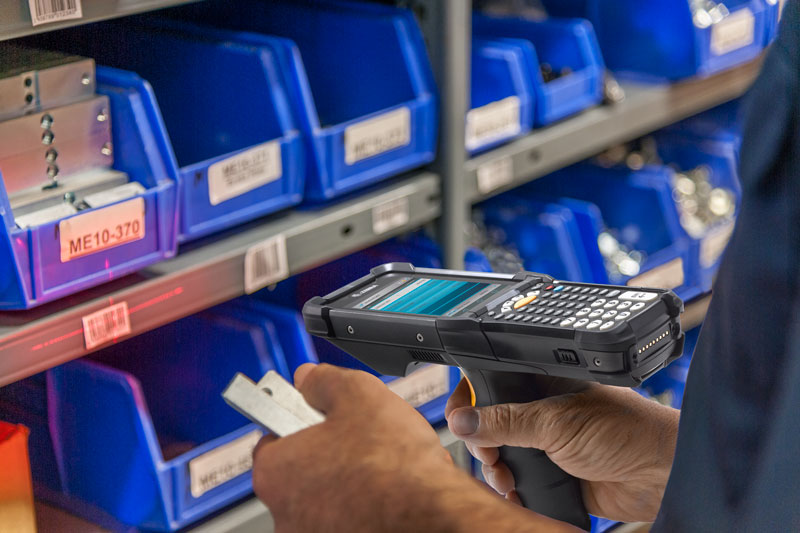 The MC9300 from Zebra Can Capture Every Barcode