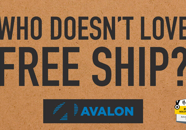 Say Hello to Avalon Integration's Free Ship Program
