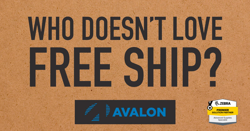 Who Doesn't Love Free Ship? - Avalon Featured Image