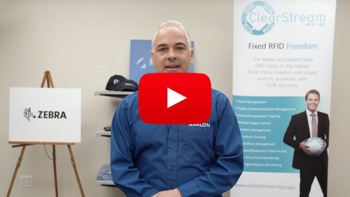 Mobile and Fixed RFID Solutions YouTube Video