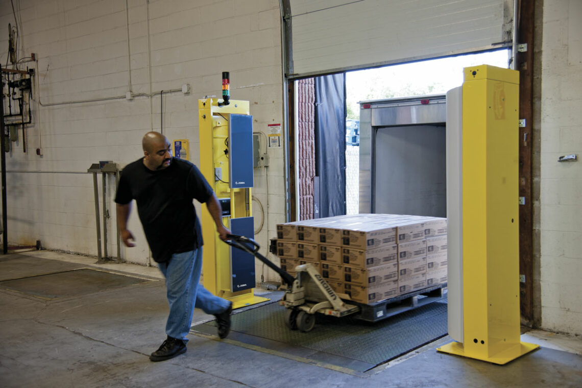 FX9500 Warehouse RFID Scanners