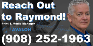 Reach out to Raymond