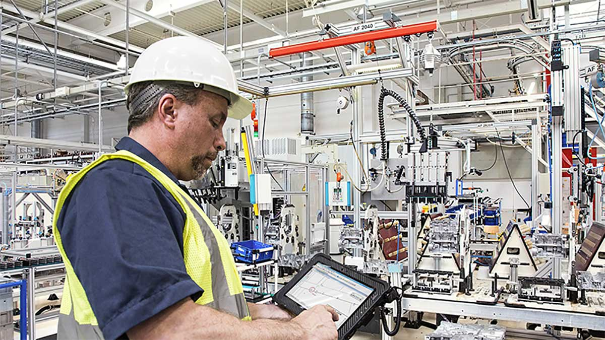 Why Rugged Tablets for Traceability