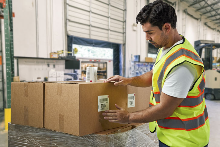 Zebra Quality Labels Are Designed for Your Warehouse