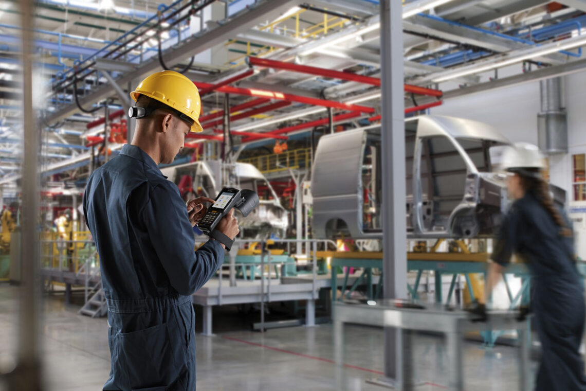 An RFID Scanner can help with Asset Inventory