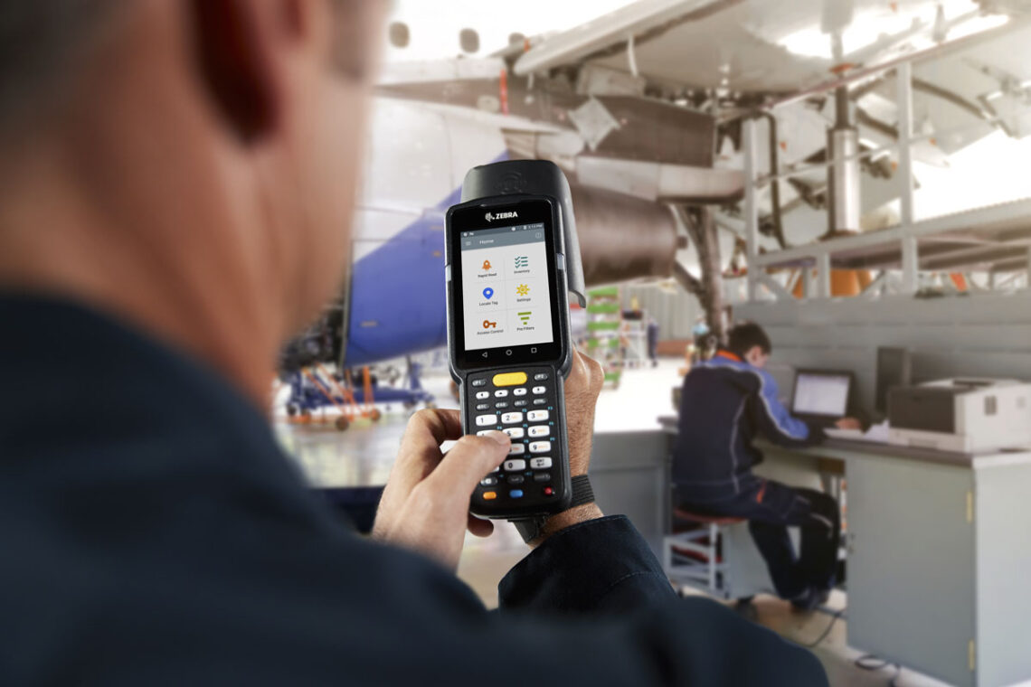 With RFID production reporting is easy