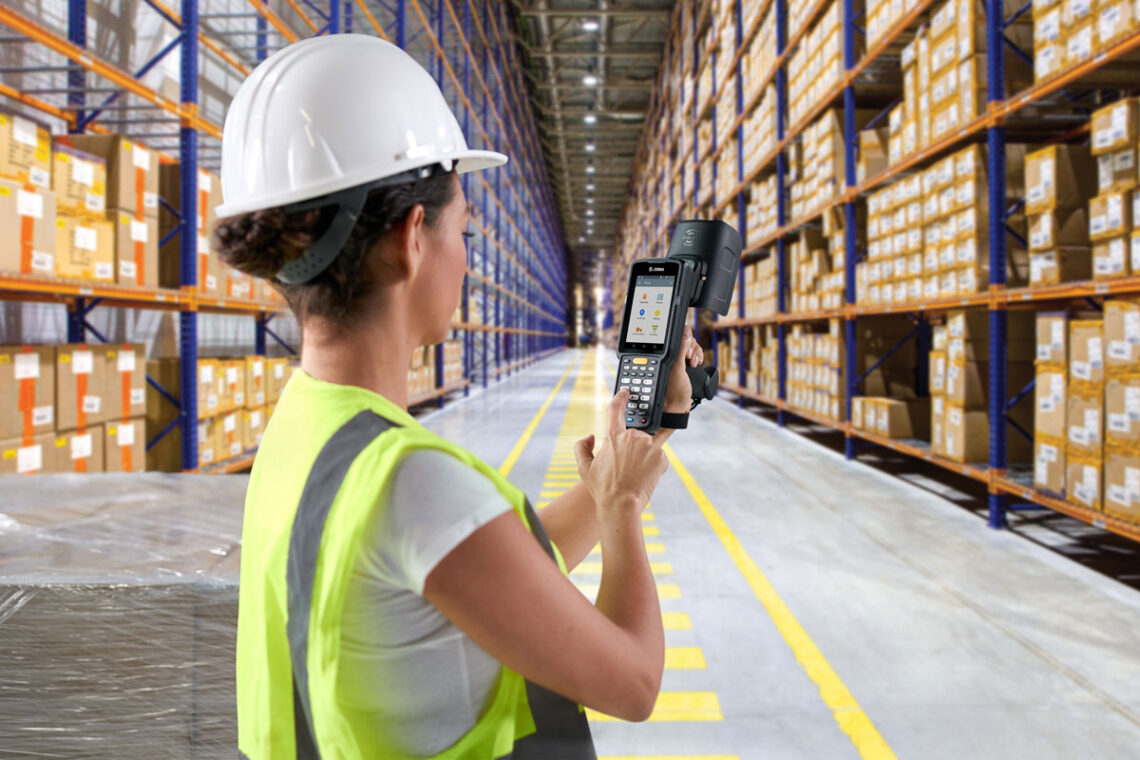 RFID can help keep track of your warehouse inventory