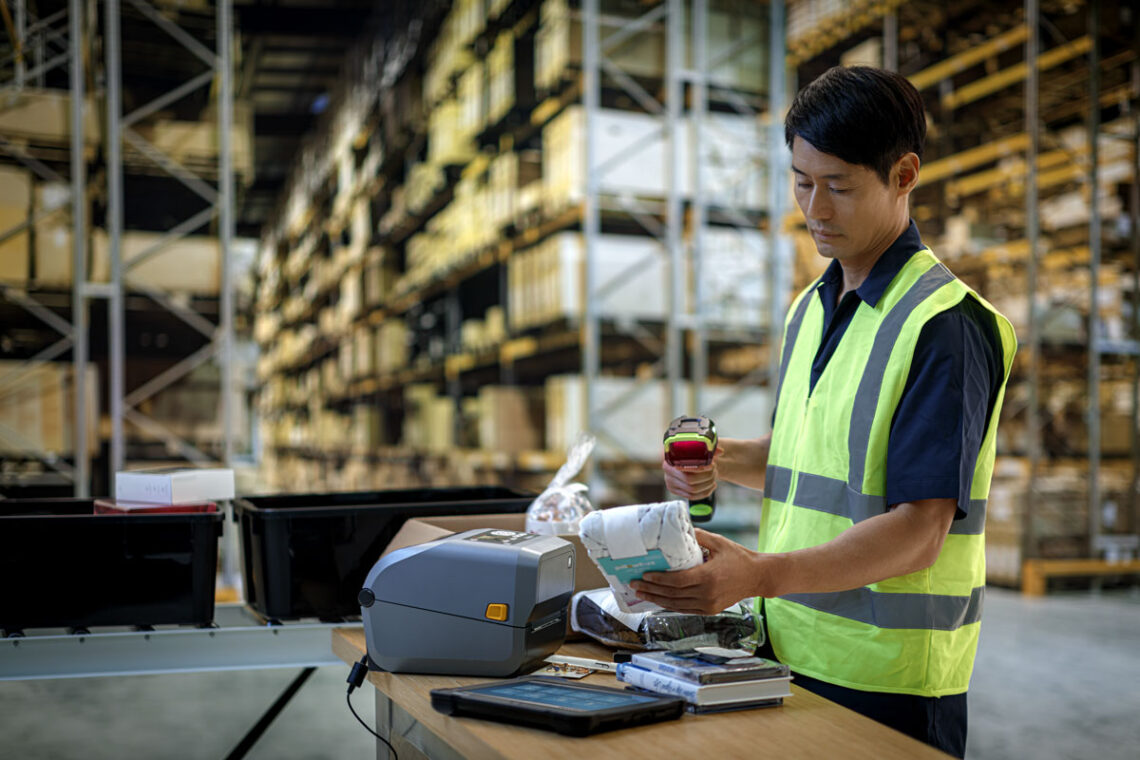 Maximize Visibility in the Warehouse with the L10, ZD620 and DS3678