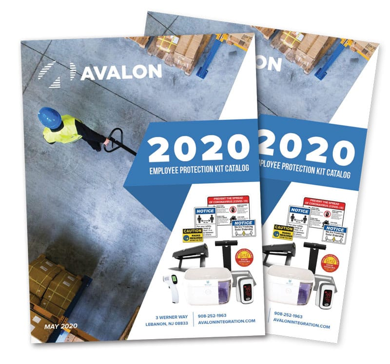 Employee Protection Kit Catalog from Avalon Integration