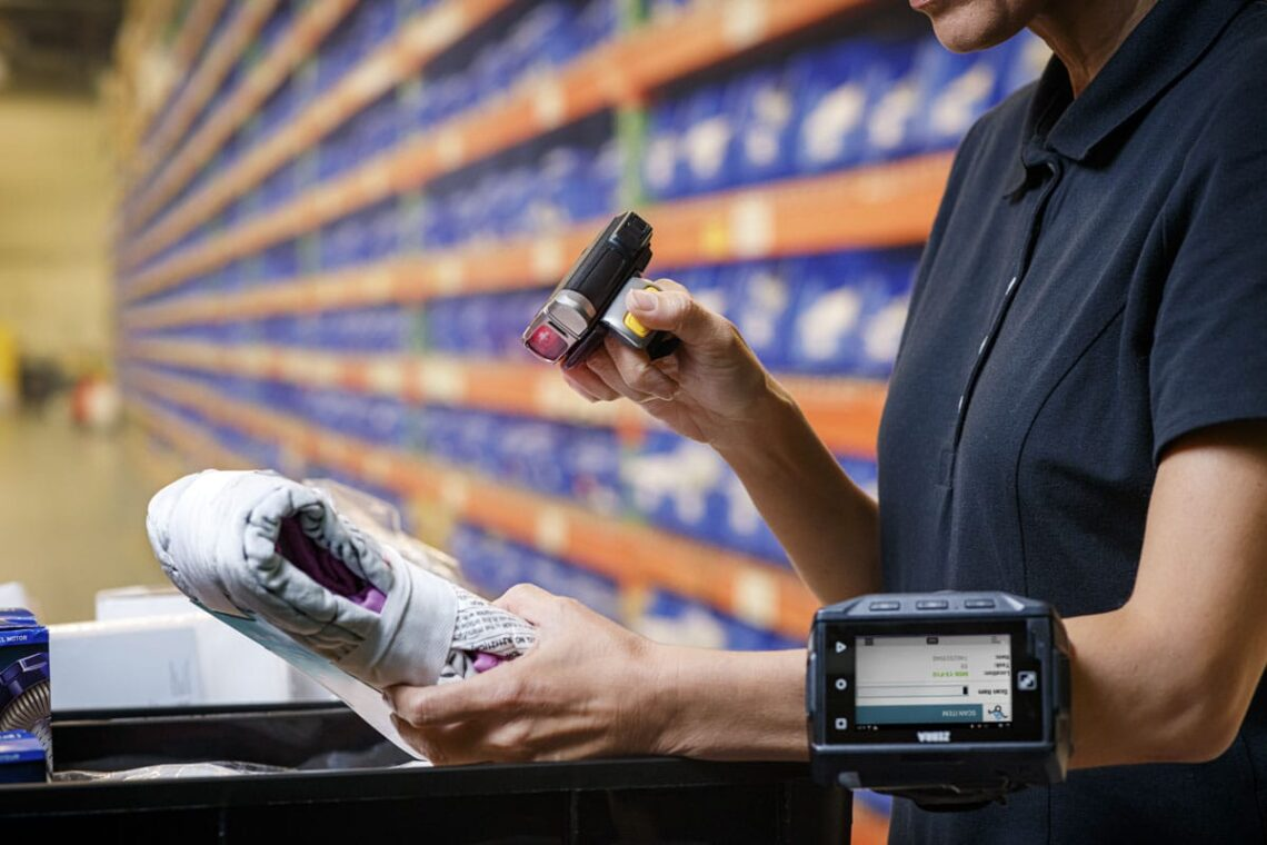 Warehouse Handheld Enterprise Mobility Solutions from Zebra